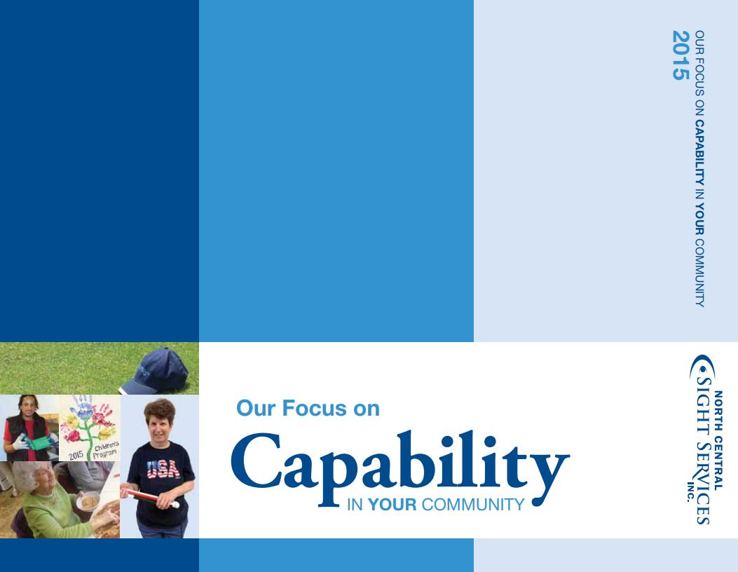 Annual Report – 2015